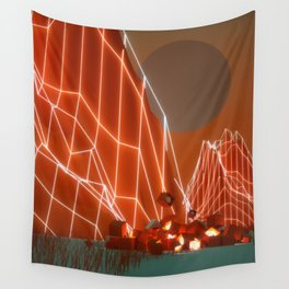 DUMPPP Wall Tapestry