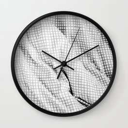 in bed Wall Clock