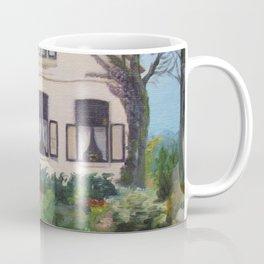 Tulip Cottage Coffee Mug