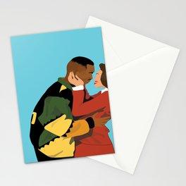 Damn Gina, Martin Gina Classic TV Poster - Martin TV Show, 90's Poster, hip hop poster Stationery Cards