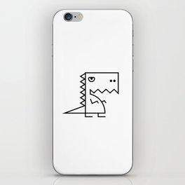 BRD-Dinosaur iPhone Skin