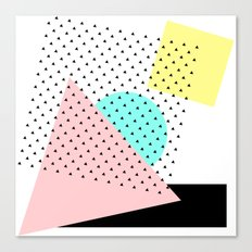 Arty Canvas Print