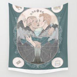 Romeo and Romeo Wall Tapestry