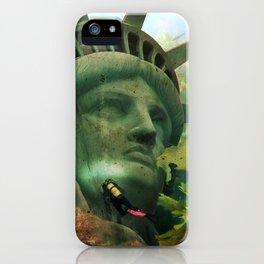 East Coast Sightseeing iPhone Case