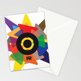 Pacifik Records Design Stationery Cards