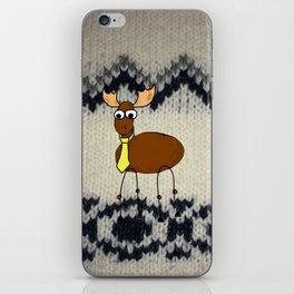 moose iPhone Skin