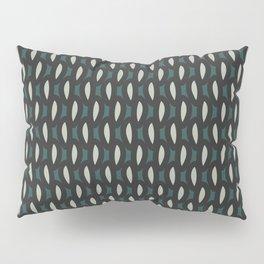 geo six-teal Pillow Sham