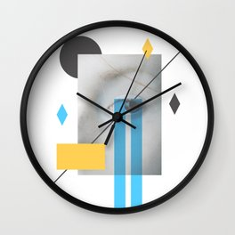 """""""六尘""""——Liu Chen Wall Clock"""