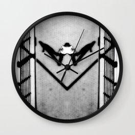 ManFace Wall Clock