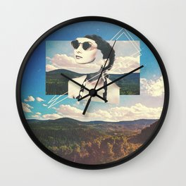 Day Out Wall Clock