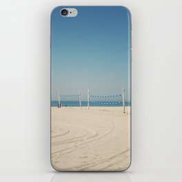 Hermosa Beach Volleyball iPhone Skin