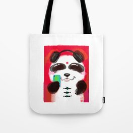 #DuckFace - BENDA Tote Bag