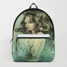 Zodiac Aquarius Backpack