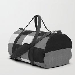 Case Study No. 71 | Black + White Duffle Bag