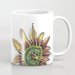 Passiflora edulis dark Coffee Mug