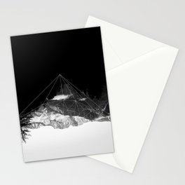 Crystal Mountain Stationery Cards