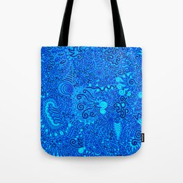 Jaw-dropper Tote Bag
