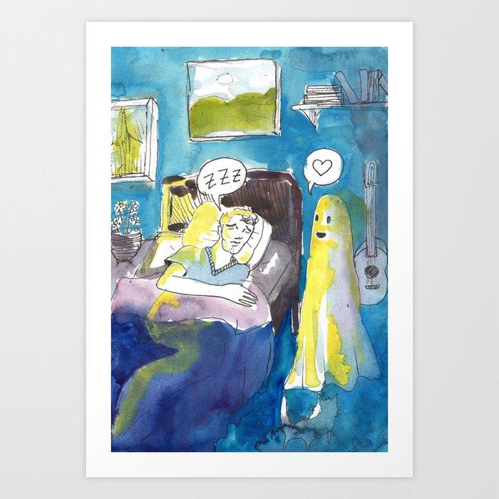 Ghost Love Art - Wiring Diagrams