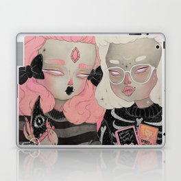 SLEEPOVER Laptop & iPad Skin