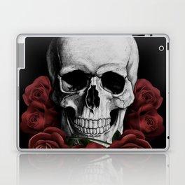 BOUQUET OF DEATH Laptop & iPad Skin