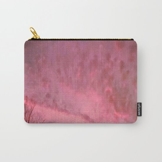 Red Night sky Carry-All Pouch