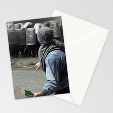 innocents takes no sides Stationery Cards