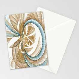 Murl  Abstract 01 Stationery Cards
