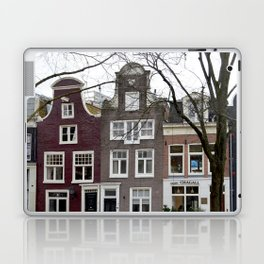 Amsterdam houses Laptop & iPad Skin