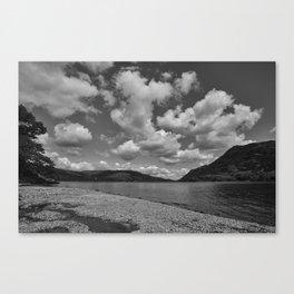 Ullswater towards Glenridding Canvas Print