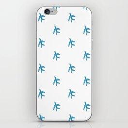 Jet Set iPhone Skin