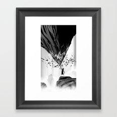 Parker's Quest Framed Art Print