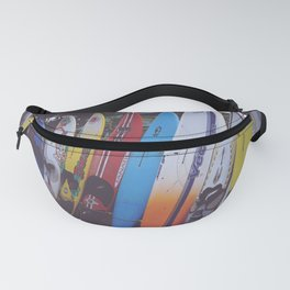 Surf-board-s up Fanny Pack