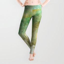 Unity - 23 Watercolor painting Leggings