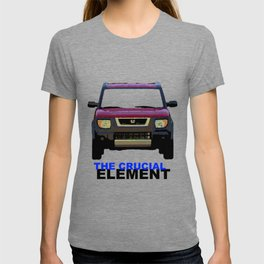 The Crucial Element T-shirt
