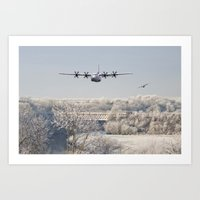 hercules Art Prints featuring Hercules by Airpower Art