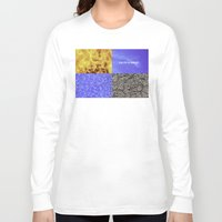 fifth element Long Sleeve T-shirts featuring The Fifth Is Out There or Inside by digital2real