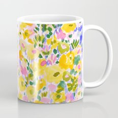 Flower Fields Sunshine Coffee Mug