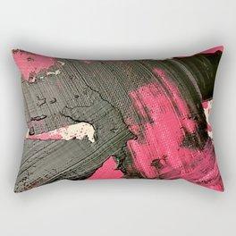 Punky Pink Rectangular Pillow