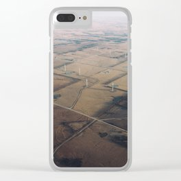 Something Adventurous Clear iPhone Case