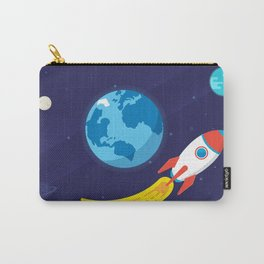 Explore the outer Space Carry-All Pouch