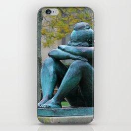 "La Nuit  ""The Night"" iPhone Skin"