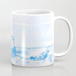 shipwreck aqrewb Coffee Mug