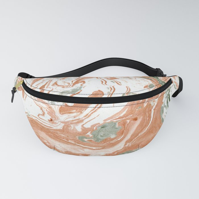 Marble of autumn Fanny Pack