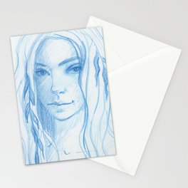 Come to the Water Stationery Cards