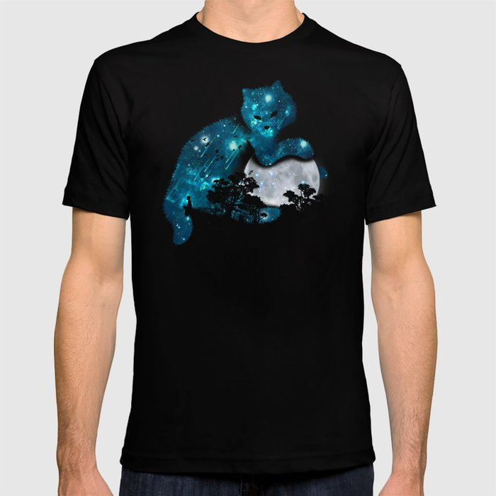 I can haz the moon T-shirt