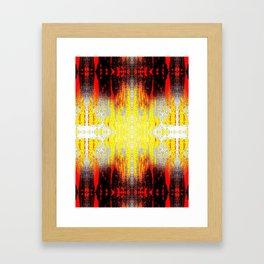 Secret Scarabs Framed Art Print