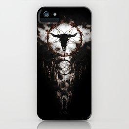 Dreamcatcher - Pentagram iPhone Case