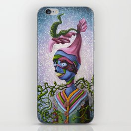 Kort Jesturr iPhone Skin