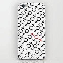 xox iPhone Skin
