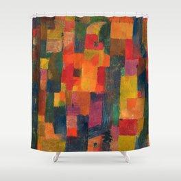 Paul Klee - Ohne Titel - No Title Shower Curtain